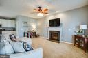Family Room Off Kitchen for Open Concept Living - 35335 RIVER BEND DR, LOCUST GROVE