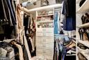 Walk-In Closet - 747 MORTON ST NW #2, WASHINGTON