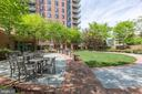Community BBQ area - 11700 OLD GEORGETOWN RD #1113, NORTH BETHESDA