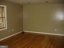 Lower level office, great room, rec room! - 6061 ESTATES DR, ALEXANDRIA