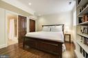 Lower Level Bedroom #4 - 1601 35TH ST NW, WASHINGTON