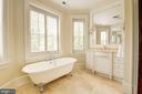 Master Bathroom - 1601 35TH ST NW, WASHINGTON