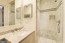 Bedroom #3 Bath - 1601 35TH ST NW, WASHINGTON