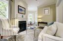 Living Room - 1601 35TH ST NW, WASHINGTON