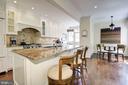 Kitchen - 1601 35TH ST NW, WASHINGTON