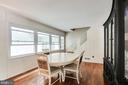 Beautiful hardwoods and plenty of light throughout - 322 MT VERNON PL, ROCKVILLE