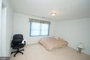 Bedroom - 25782 AYTHORNE LN, CHANTILLY