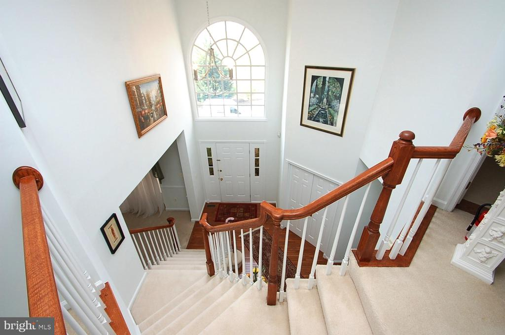 Foyer - 25782 AYTHORNE LN, CHANTILLY