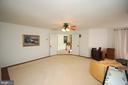 Master Bedroom - 25782 AYTHORNE LN, CHANTILLY