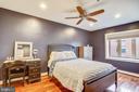 Master bedroom - 1321 EUCLID ST NW #302, WASHINGTON