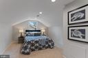 Bedroom 3B/Master Suite - 2705 HAMLIN ST NE, WASHINGTON
