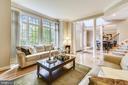 Living Room - 43554 FIRESTONE PL, LEESBURG