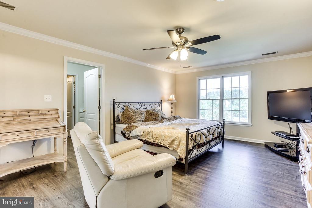 Master bedroom suite - 22766 OATLANDS GROVE PL, ASHBURN