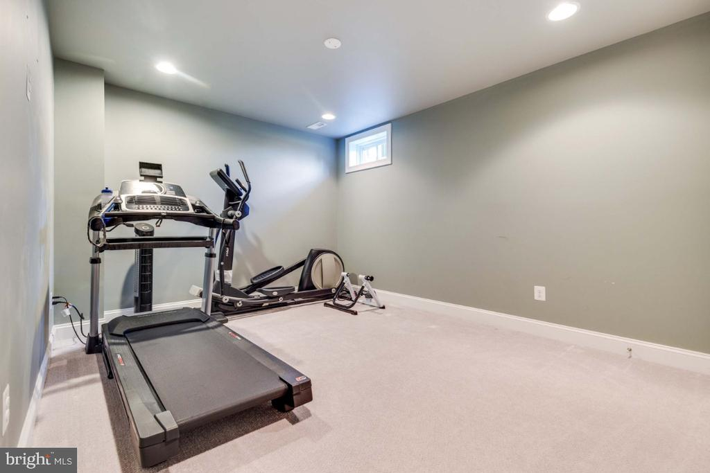 Den or Gym - 21921 SILVERDALE DR, ASHBURN