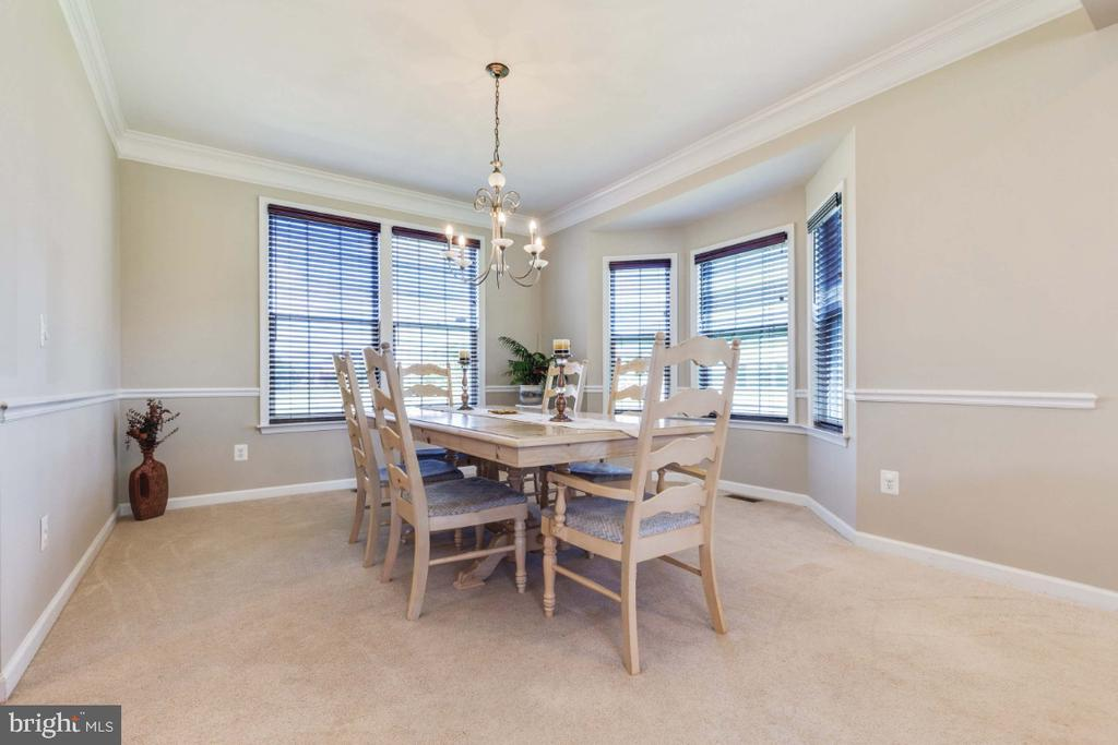 Formal Dining Room - 21921 SILVERDALE DR, ASHBURN