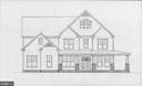 Optional Craftsman Elevation - 13909 YARBROUGH CT, FREDERICKSBURG