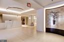 Newly renovated lobby in 2020 - 1312 MASSACHUSETTS AVE NW #109, WASHINGTON