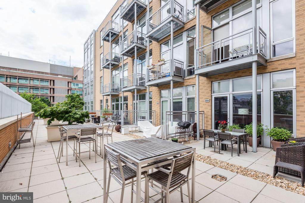 All with southern exposure for many sunny days! - 1390 V ST NW #209, WASHINGTON