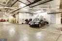 Parking space #37 around corner from elevator bank - 1390 V ST NW #209, WASHINGTON