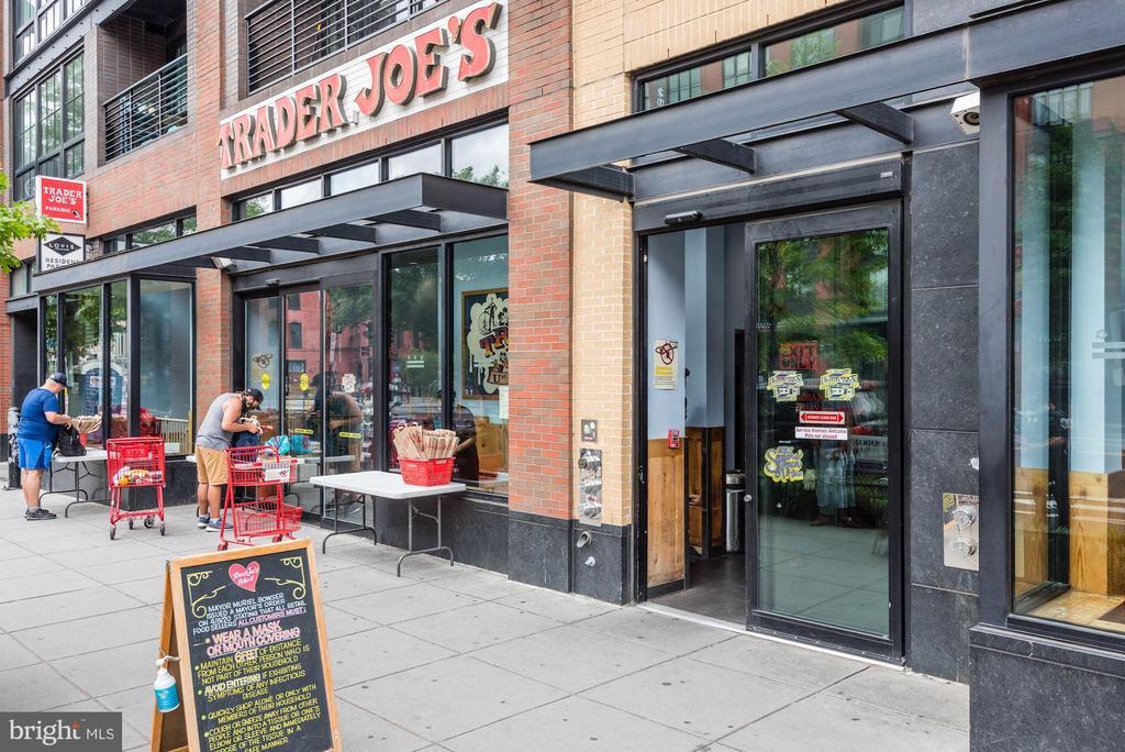 1 block to Trader Joe's - 1390 V ST NW #209, WASHINGTON