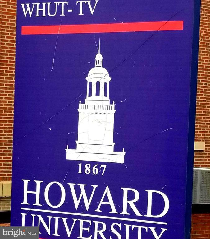 EZ to Howard Univ, proposed Whole Foods - 1390 V ST NW #209, WASHINGTON