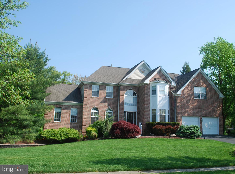 Single Family Homes por un Venta en East Windsor, Nueva Jersey 08520 Estados Unidos