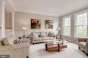 Formal Living Room - 7513 COLLINS MEADE WAY, ALEXANDRIA