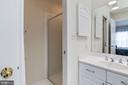 Master Bedroom with Separate Shower - 7513 COLLINS MEADE WAY, ALEXANDRIA