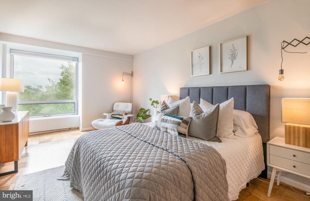 Bedroom - 1435 4TH ST SW #B710, WASHINGTON