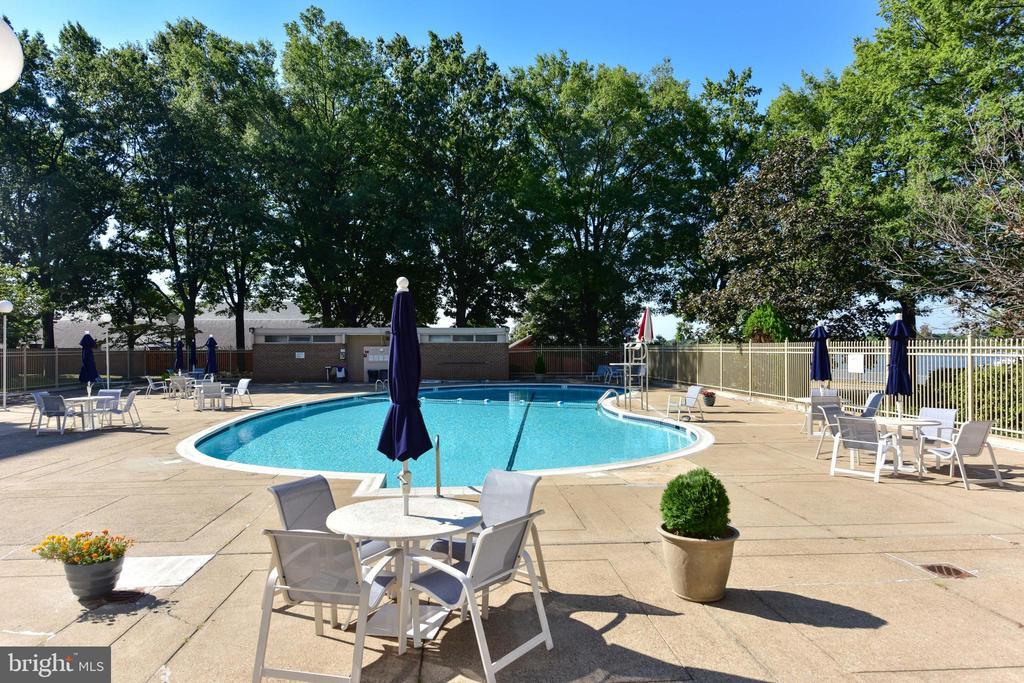 Private Community Pool - 1435 4TH ST SW #B710, WASHINGTON