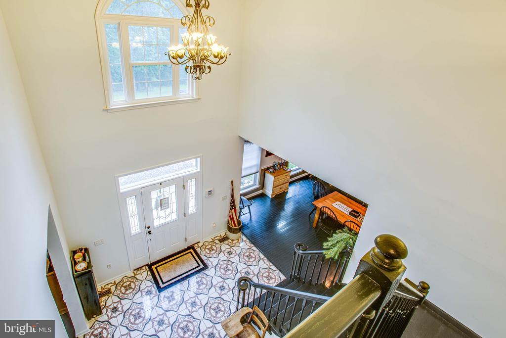 View Of Foyer - 2227 COUNTRY RD, BEAVERDAM