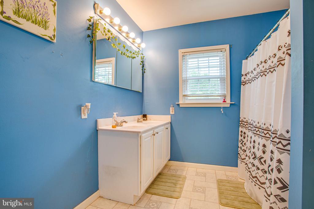 Full Hall Bathroom - 2227 COUNTRY RD, BEAVERDAM