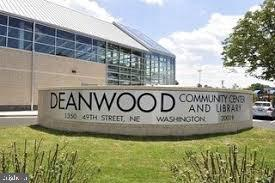 Deanwood Rec Center - 1308 COUGAR LN, CAPITOL HEIGHTS