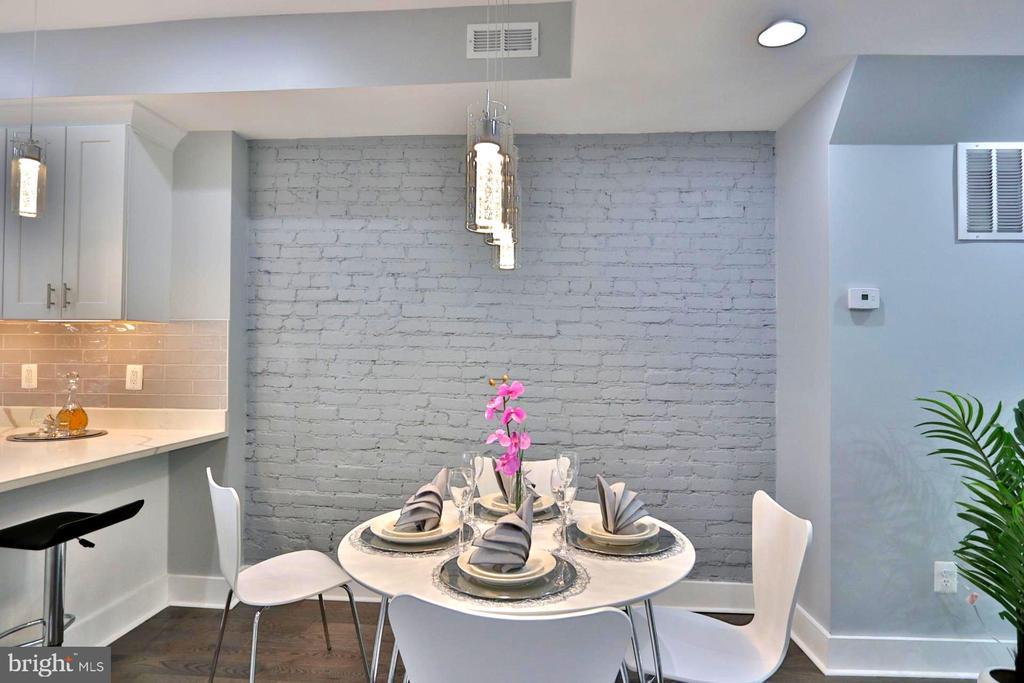 DINING ROOM - 1437 E ST NE, WASHINGTON