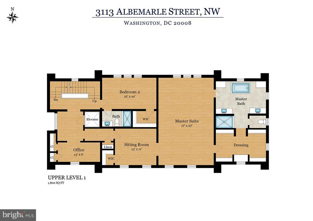 - 3113 ALBEMARLE ST NW, WASHINGTON