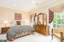 Bedroom three with shared bathroom - 3242 FOXVALE DR, OAKTON