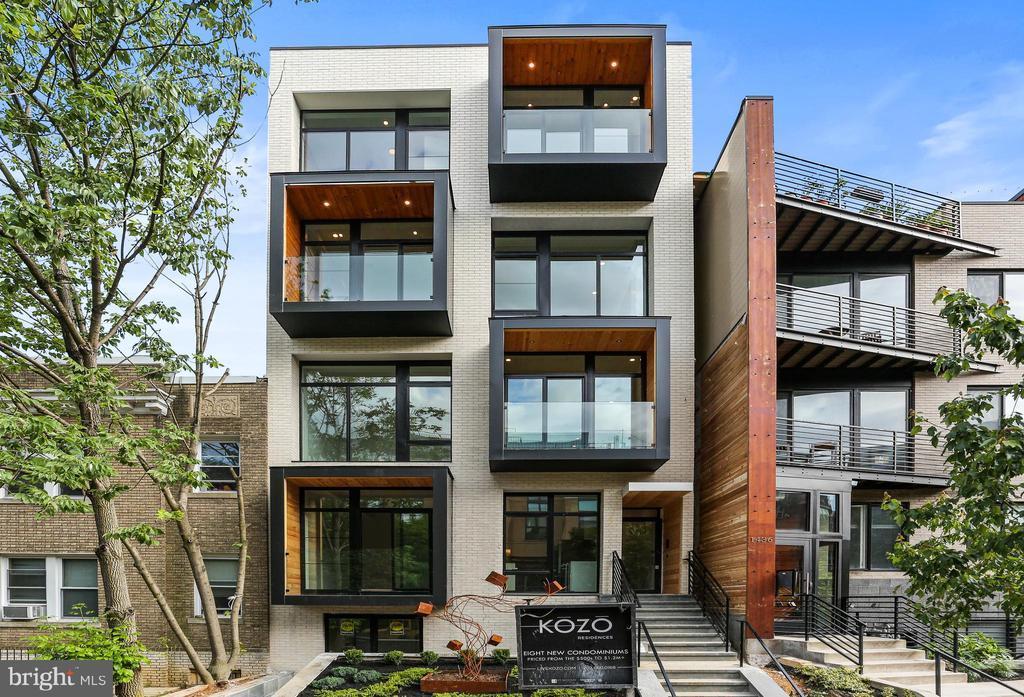 K~z~ Condominiums in Meridian Hill Park - 1434 CHAPIN ST NW #4, WASHINGTON