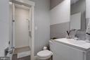 1st floor full bathroom - 1313 N HERNDON ST, ARLINGTON