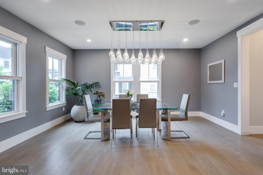 Dining Room - 1313 N HERNDON ST, ARLINGTON