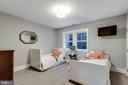 Full bedroom (basement) - 1313 N HERNDON ST, ARLINGTON