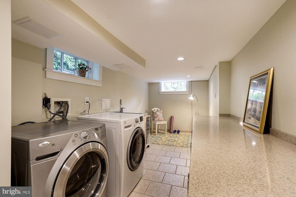Lower Level - Laundry - 3606 NORTON PL NW, WASHINGTON