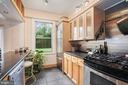 Gourmet Kitchen with Premium Appliances - 4000 CATHEDRAL AVE NW #20-21B, WASHINGTON