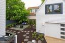 Back porch view - 1313 N HERNDON ST, ARLINGTON
