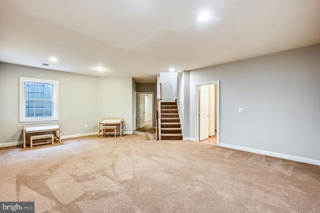 Lower Level Family Room - 717 CRISFIELD WAY, ANNAPOLIS