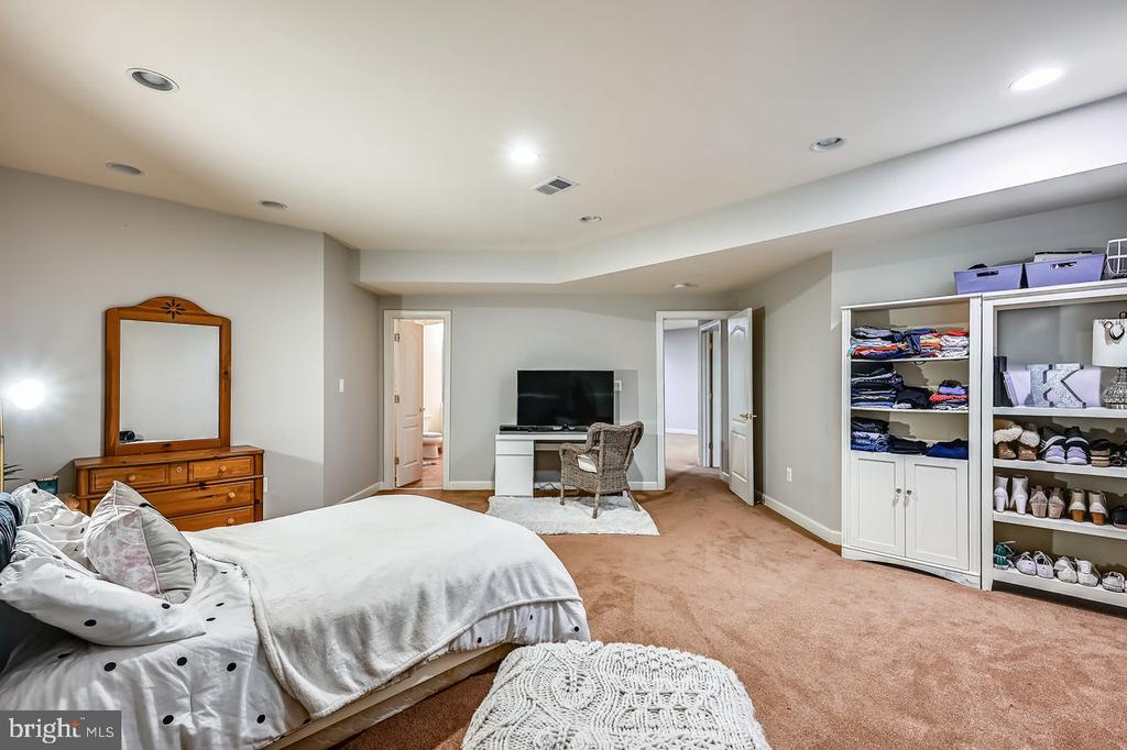 Lower Level Bonus Room - 717 CRISFIELD WAY, ANNAPOLIS