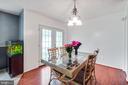 Dining room - 14337 MARLBOROUGH LN, UPPER MARLBORO