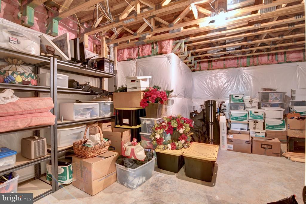 1 of 2 Extra Large Storage Rooms - 42602 STRATFORD LANDING DR, BRAMBLETON