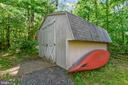 22 x 24 sq ft Shed - 123 LAKE DR, STERLING