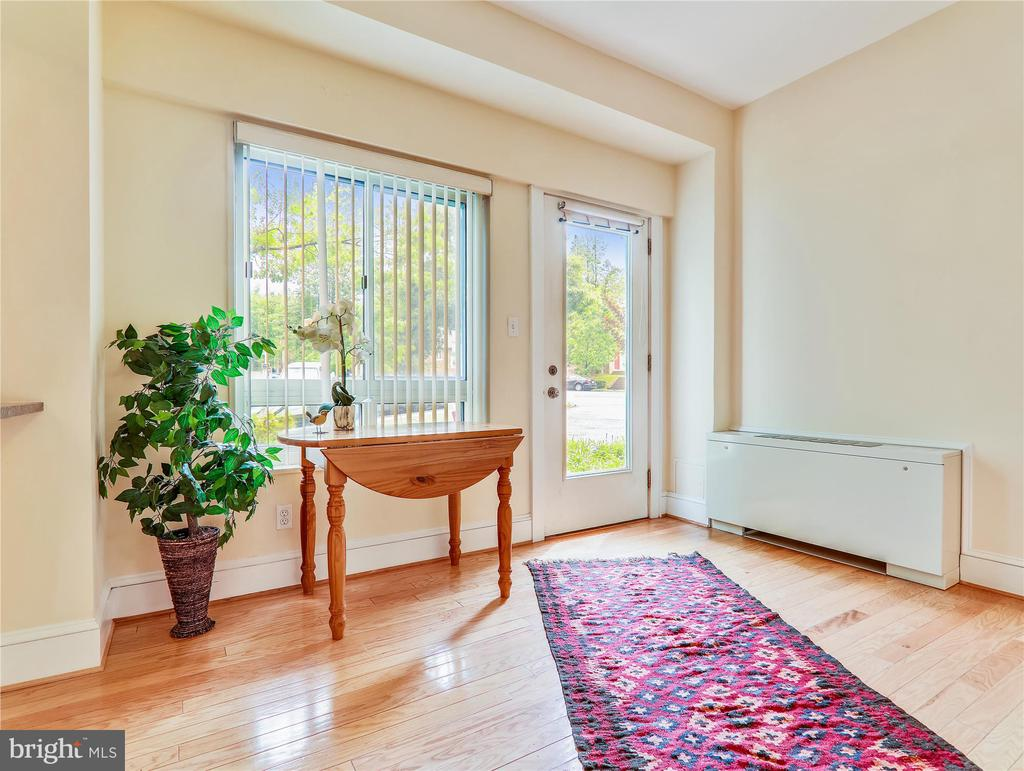 Private entrance to Unit #108 - 5315 CONNECTICUT AVE NW #108, WASHINGTON