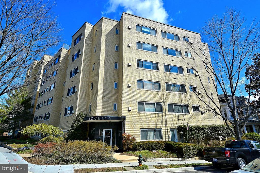 The Jocelyn House - 55 units - 5315 CONNECTICUT AVE NW #108, WASHINGTON